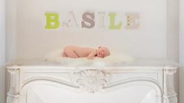 Photos de naissance à domicile