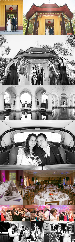Photographe de mariage au Golf de Daumont Montmorency