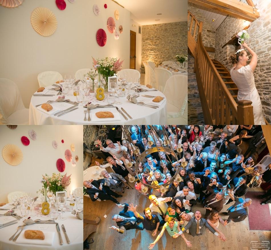 Photographe de mariage au Manoir la Queue du Renard