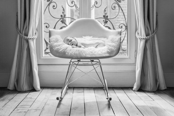 Photographe naissance à domicile, Asnières – 92