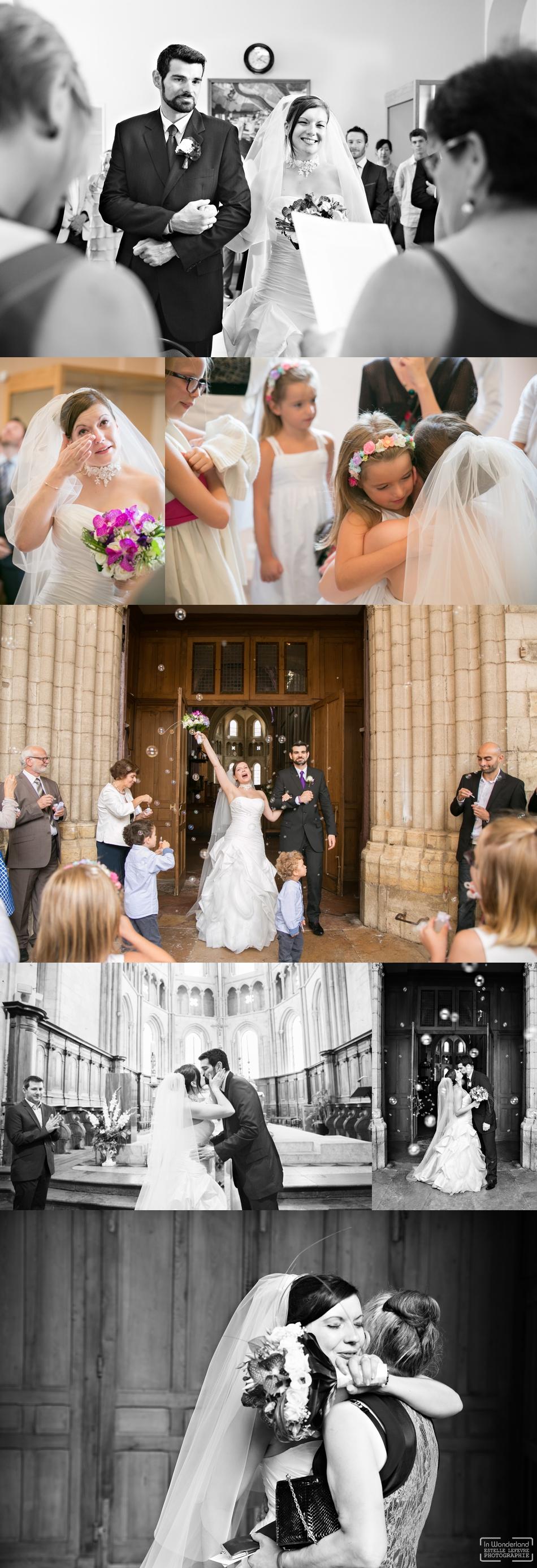 Photographe de mariage au Chateau de Chassagne