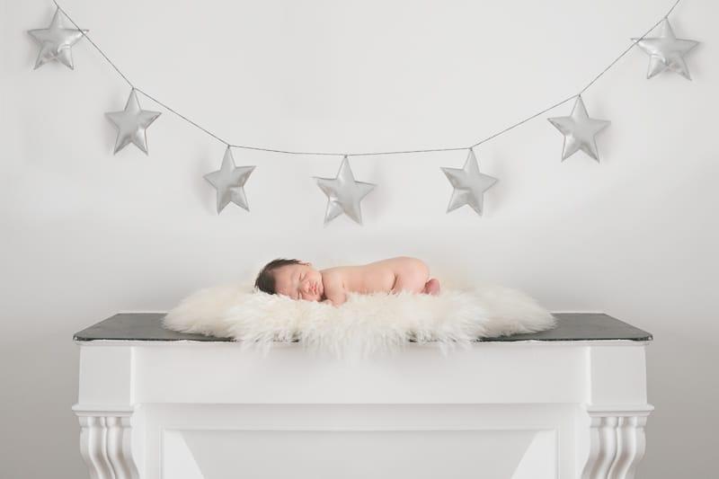 Photographe naissance Levallois Perret - 92