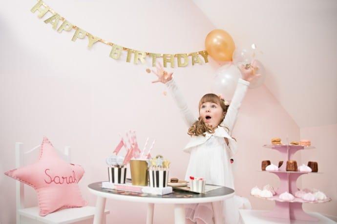 Photographe anniversaire pour enfants
