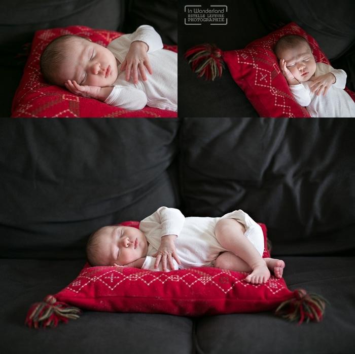 Photo de bébé naissance à domicile à la garenne colombe dans les Hauts de Seine