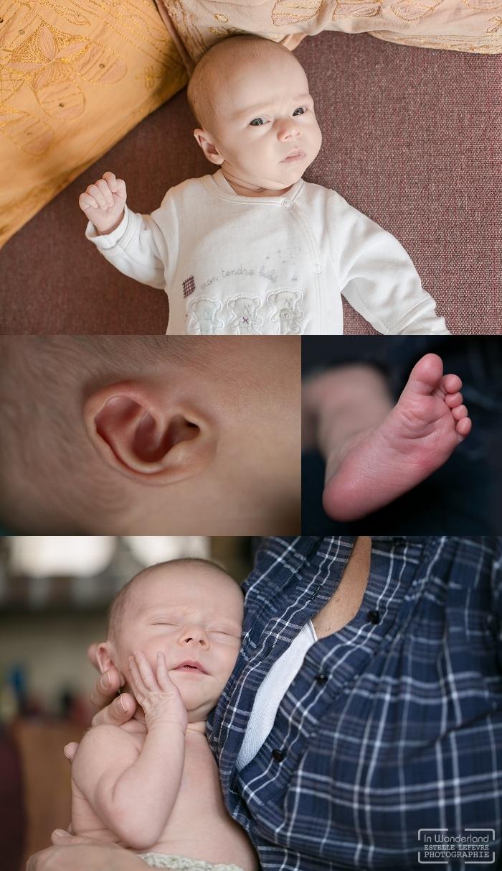 séance photo naissance pour bébé à domicile Asnieres sur seine