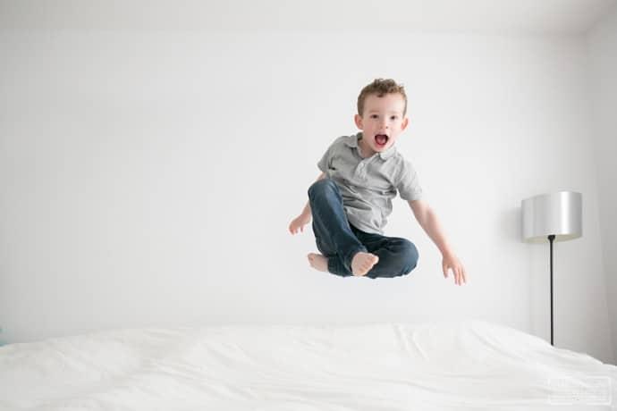 photo portrait d'enfant à domicile à Asnières sur seine 92
