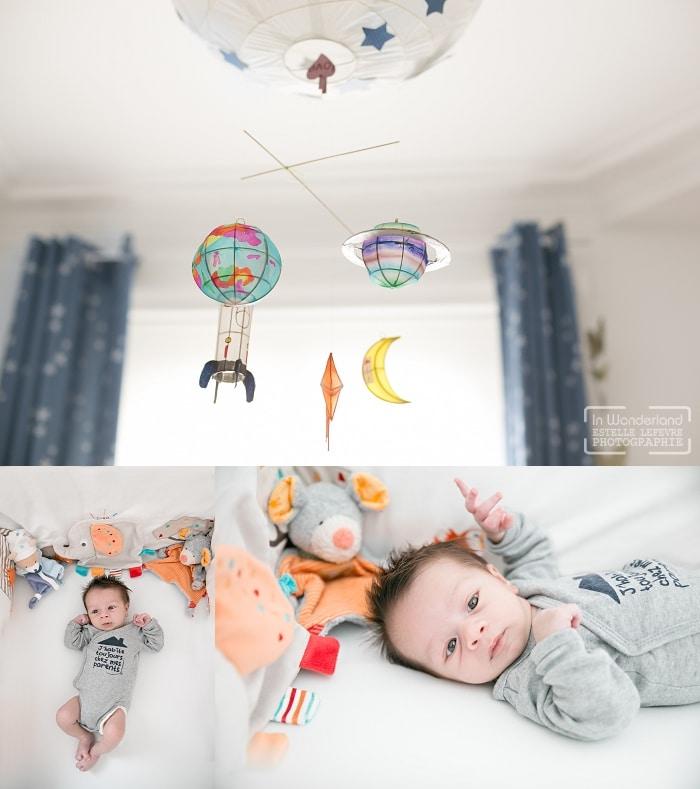 Photos de naissance domicile La Garenne Colombes 92
