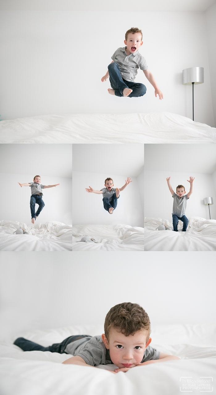 photos d'enfant à domicile à asnieres sur Seine hauts de seine