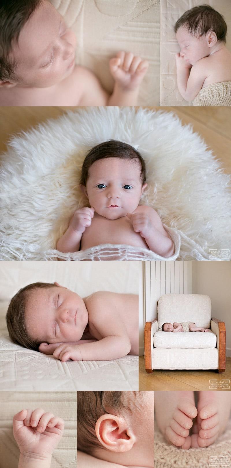 Photographe bébé à domicile en région parisienne