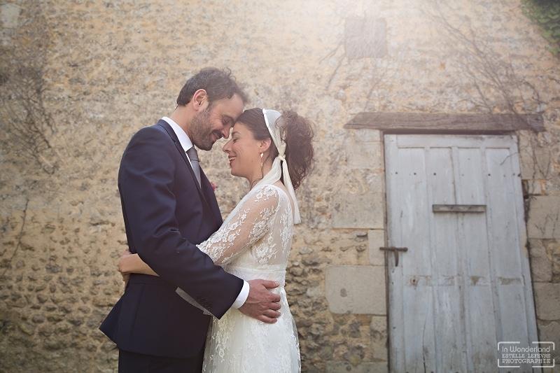 Photographe mariage original dans la Sarthe 72