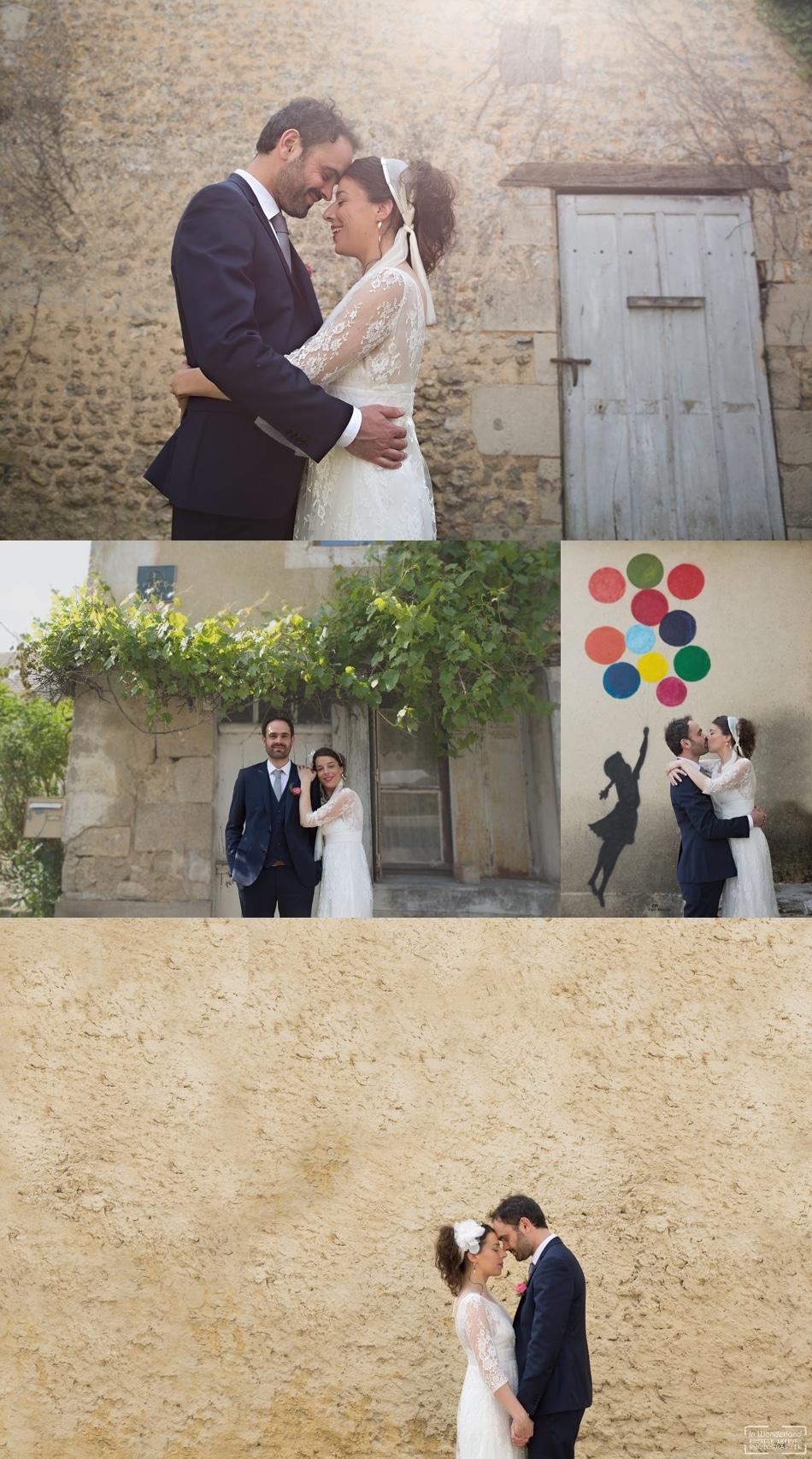 photographe de mariage chic au gite de la mtairie sarthe 72 - Gite Sarthe Mariage