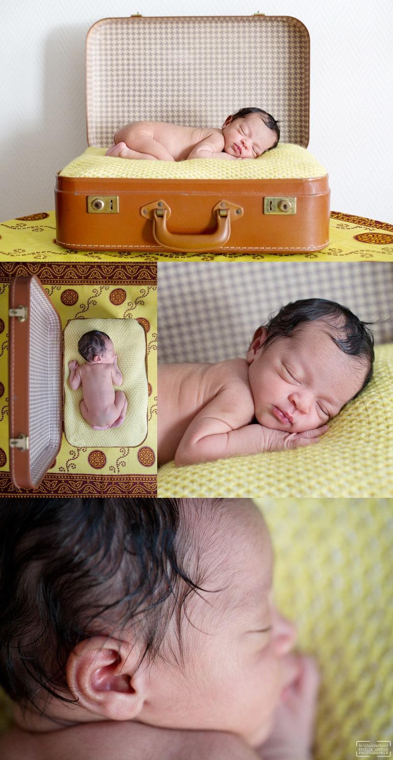 photographe de naissance pour photos a domicilea courbevoie 92