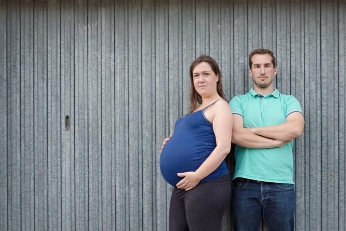 Photographe de grossesse et maternité a domicile en région parisienne 92