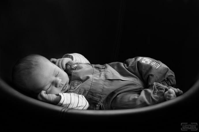 Photographe naissance et bébé à domicile Nanterre