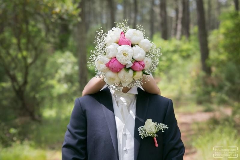 Photographe mariage original chic a arcachon 33