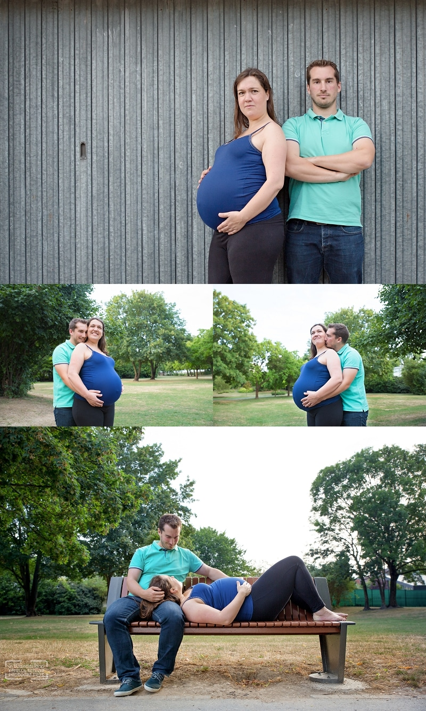 Photos de grossesse et maternité a domicile 92