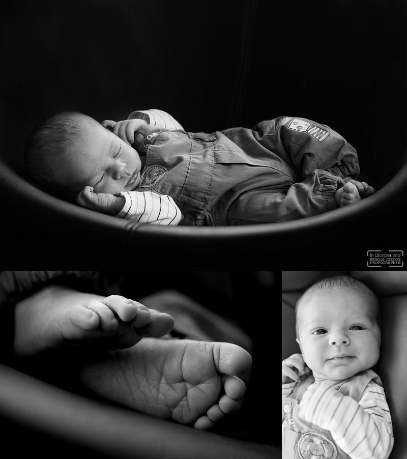 Photos naissance bébé  domicile Nanterre 92