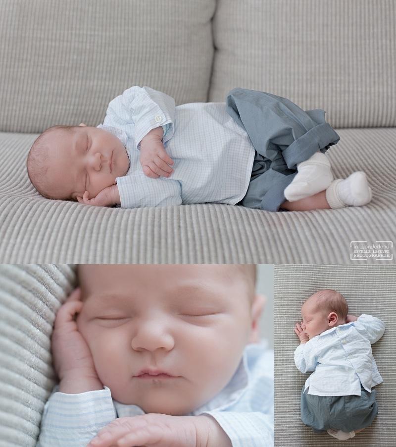Photos de naissance photographe bébé Colombes 92