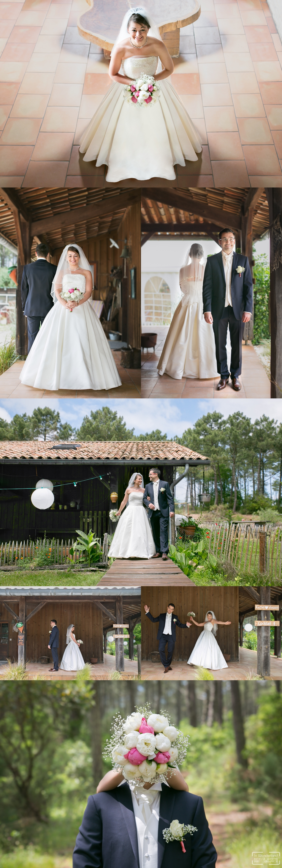 photographe de mariage chic et élégant a La Teste de Buch