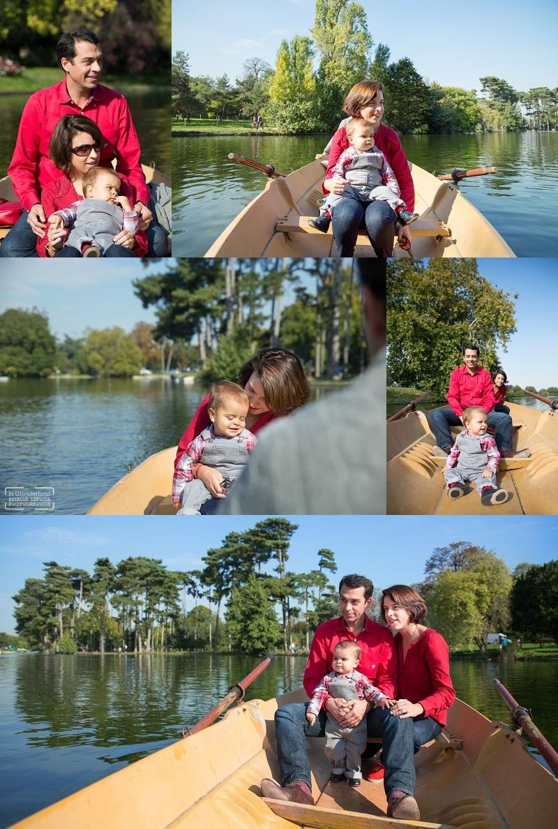 Photographe de famille au bois de boulogne 92