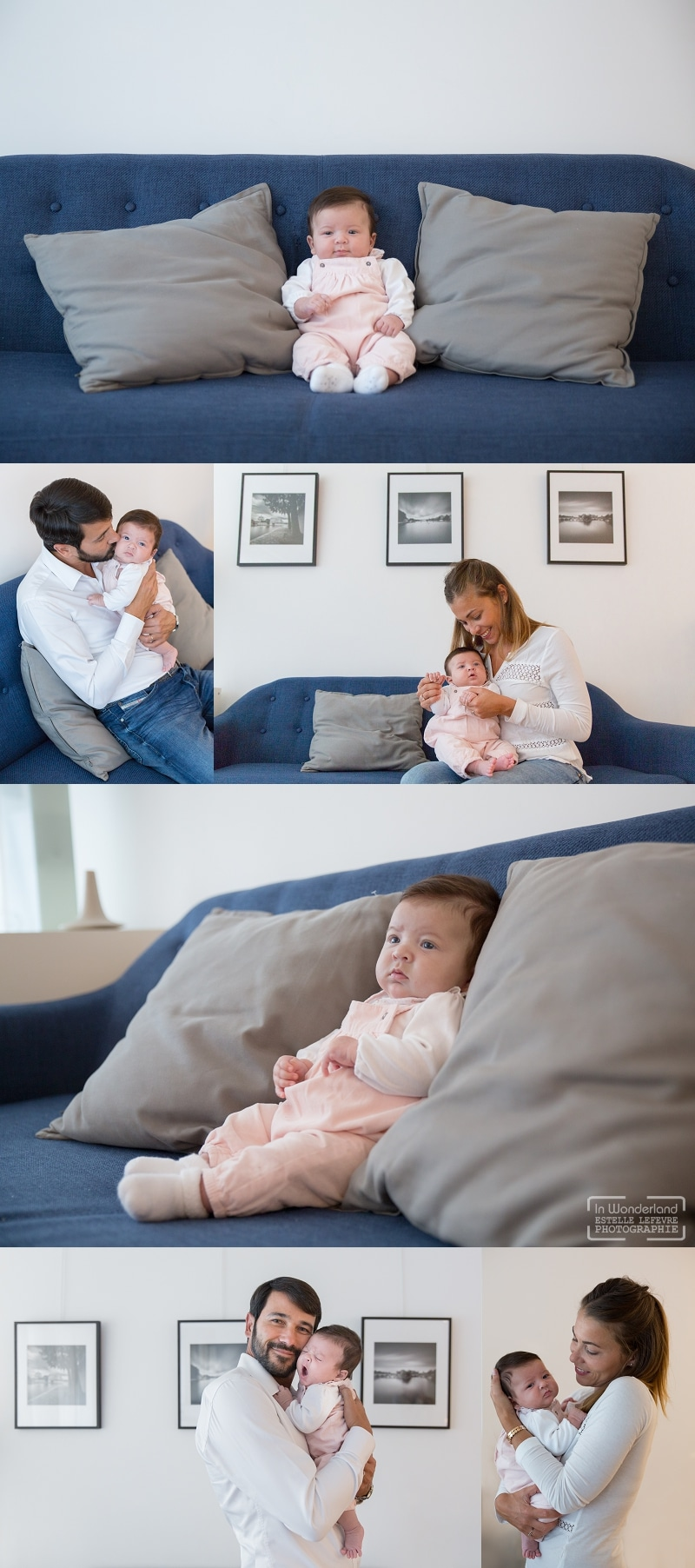 Photos de bébé photographe a Paris 17e