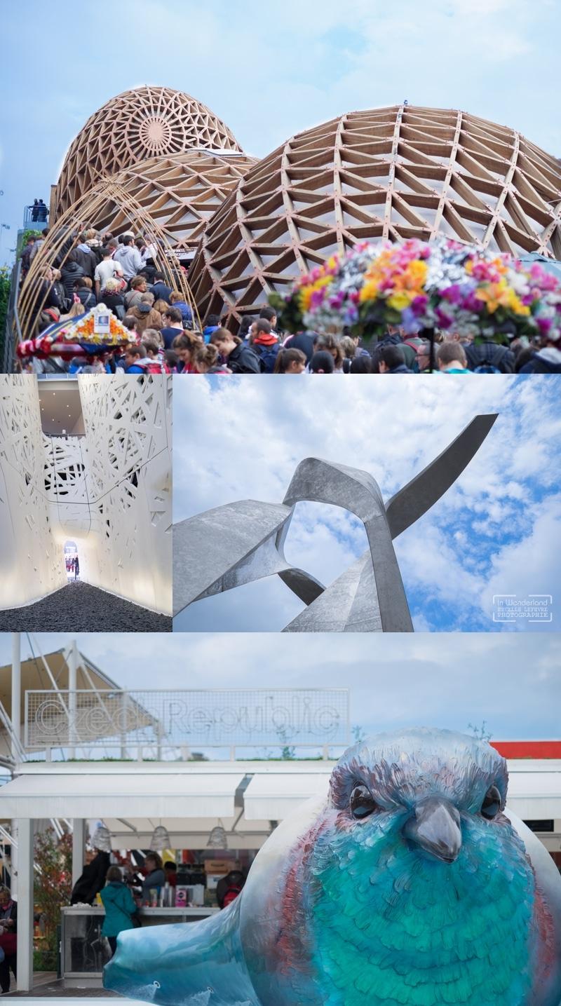 Expo Milan Stands : Photos de voyages milan expo