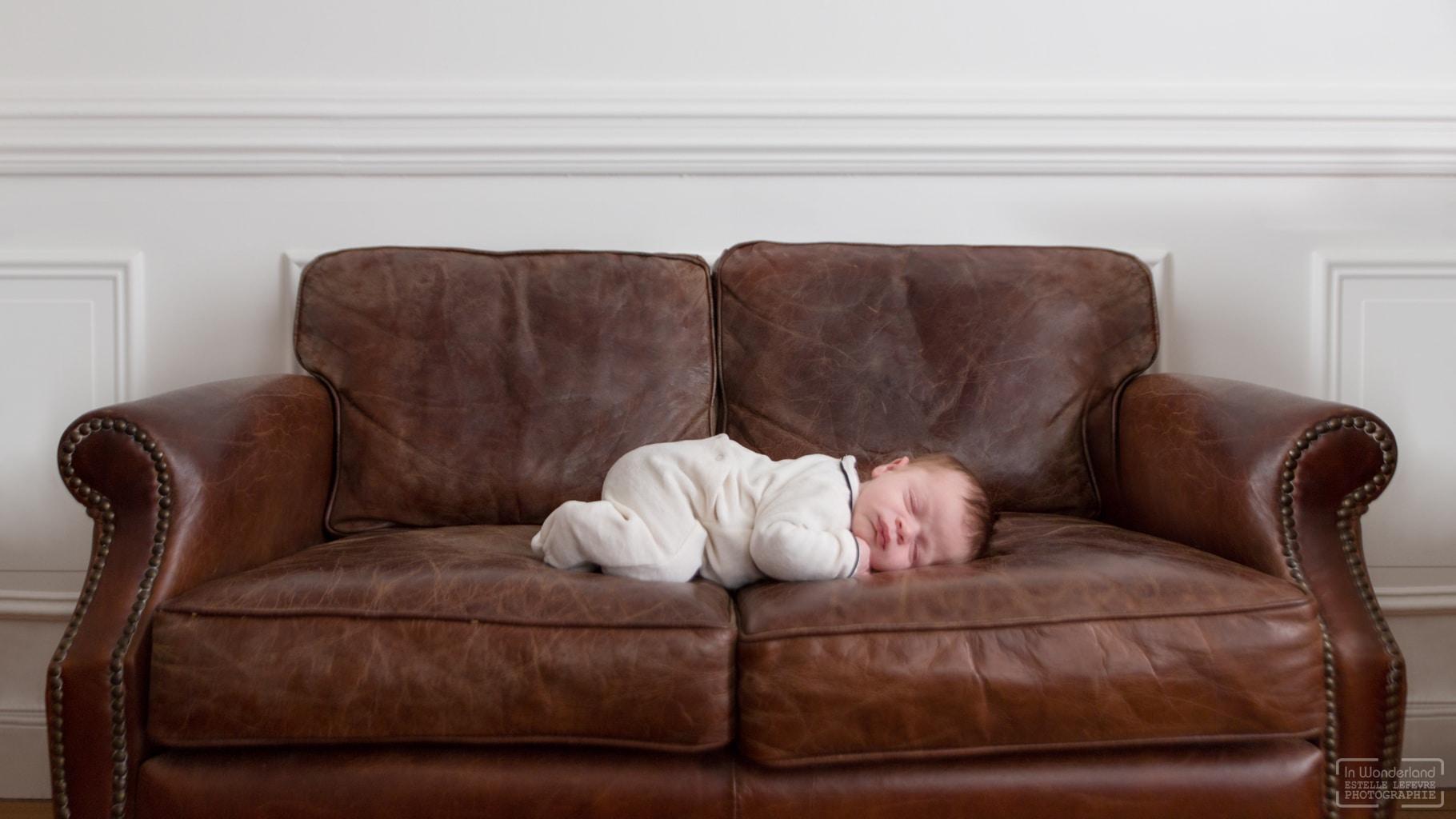Photographe naissance à domicile à Asnières sur Seine