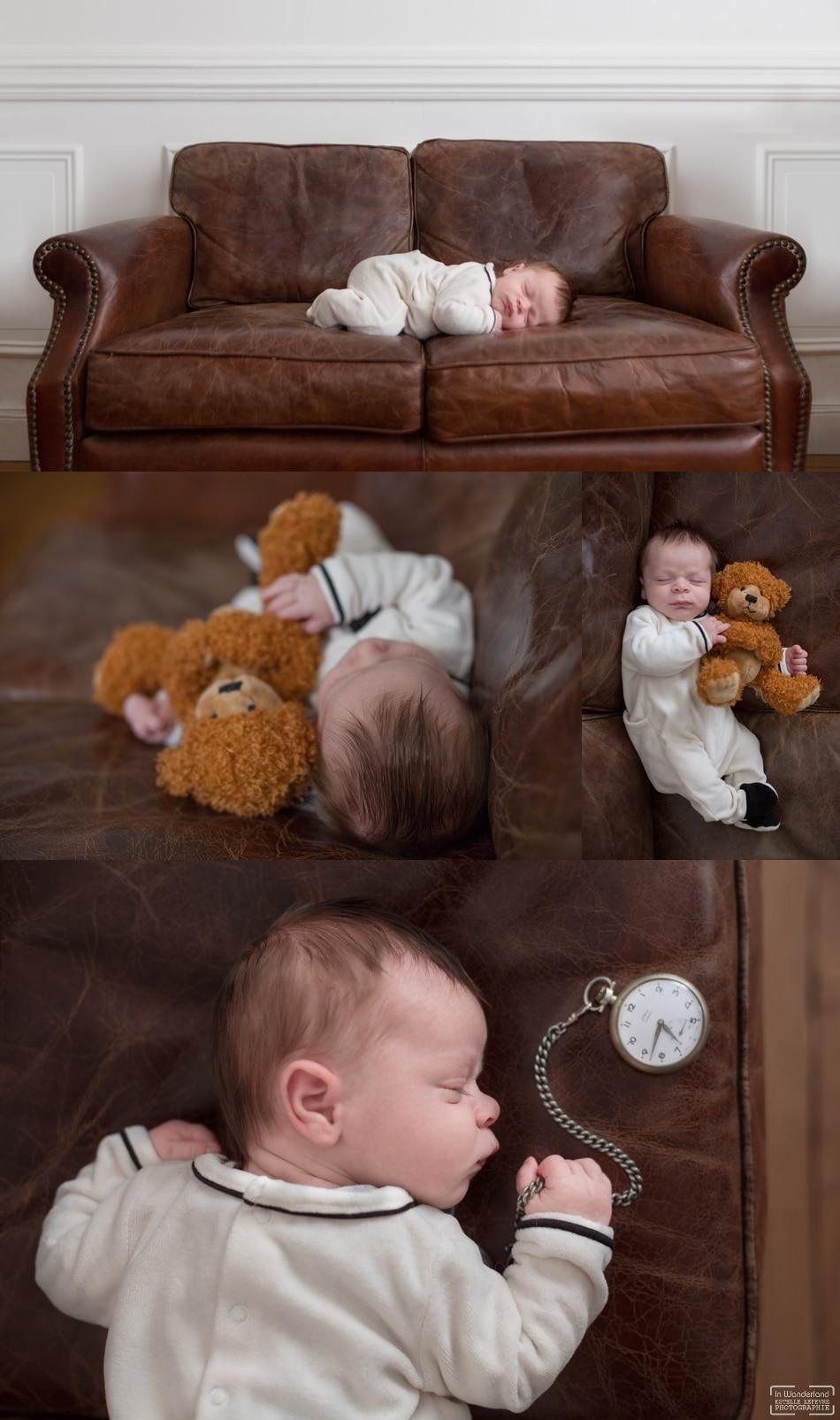 Photographe de naissance photos de bebe à domicile Asnières 92