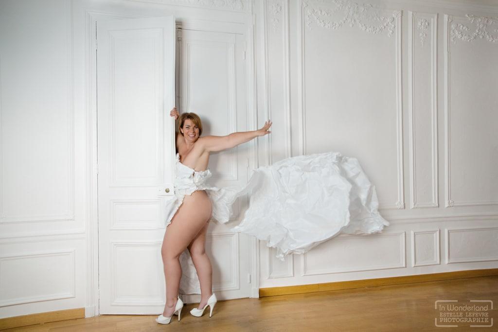 les femmes toutes nues