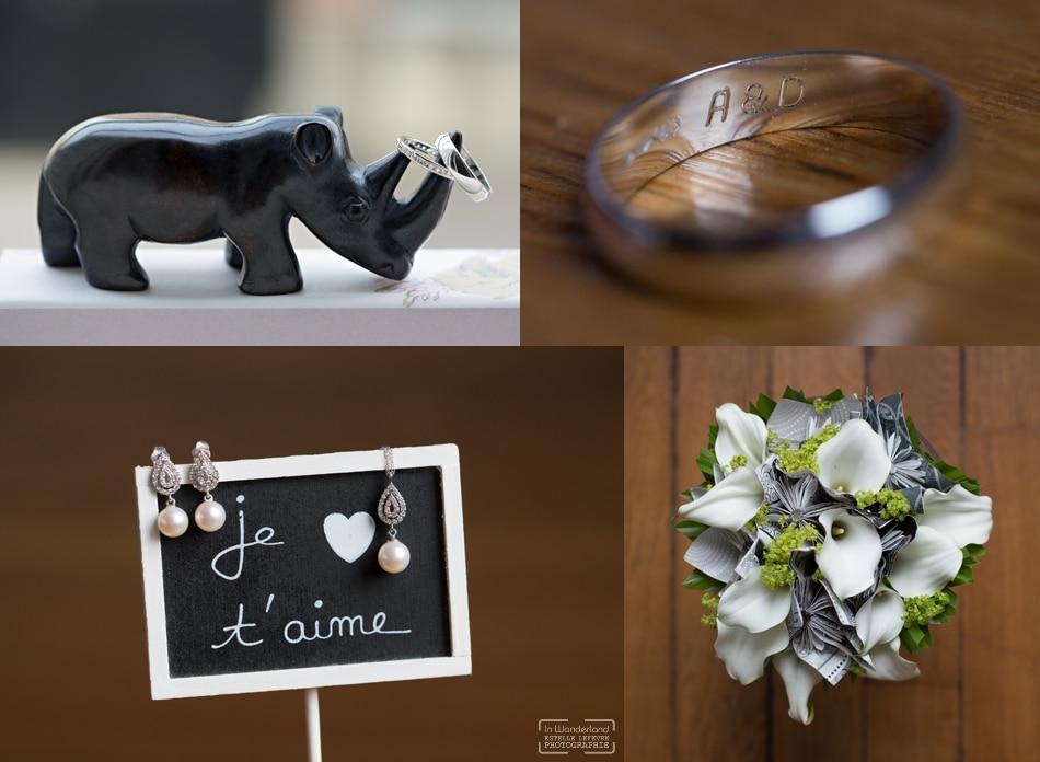 Photographe mariage original à Asnières sur Seine