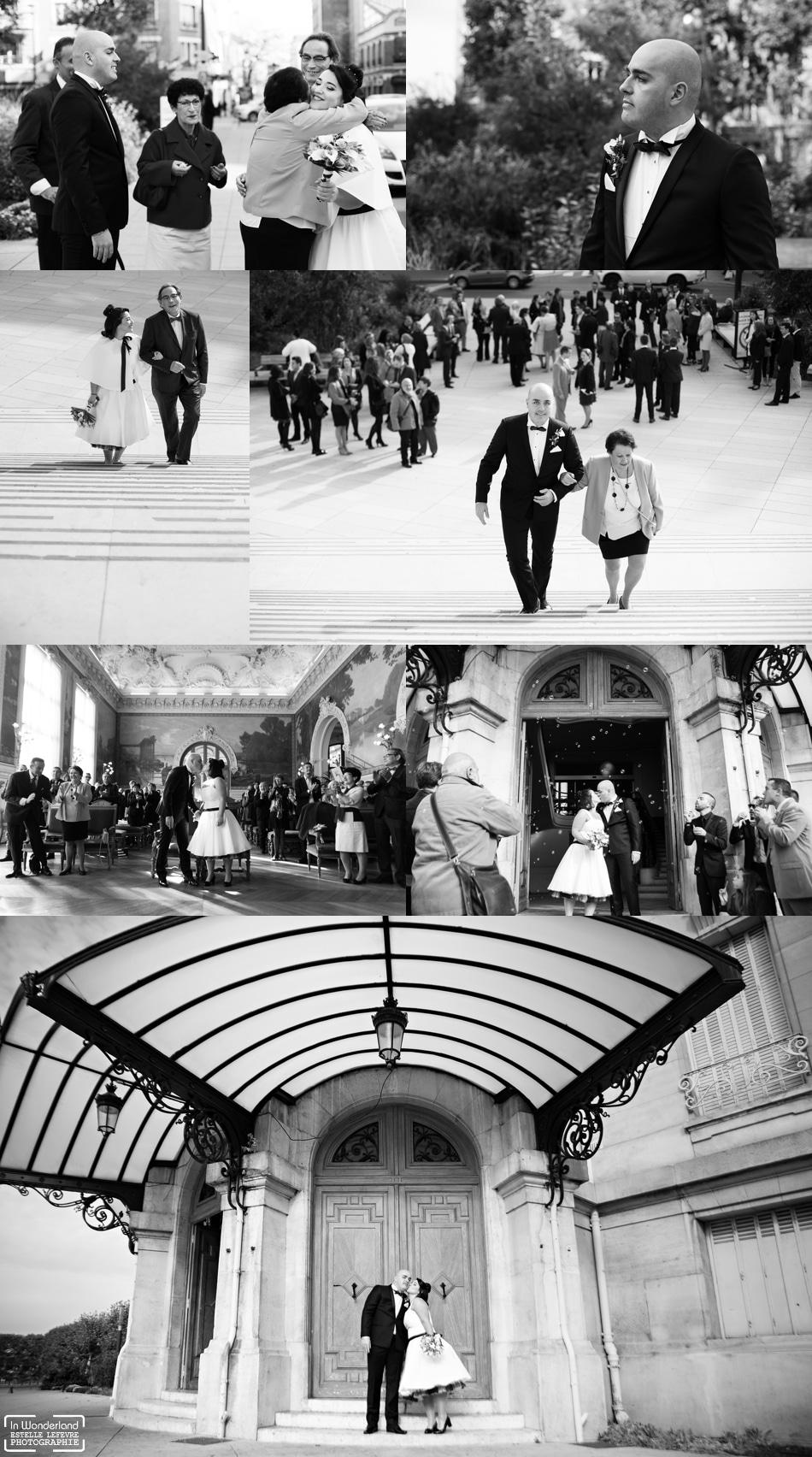 Photographe de mariage original à Asnières sur Seine 92