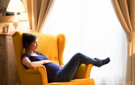 Photos de grossesse à domicile Asnières sur Seine 92