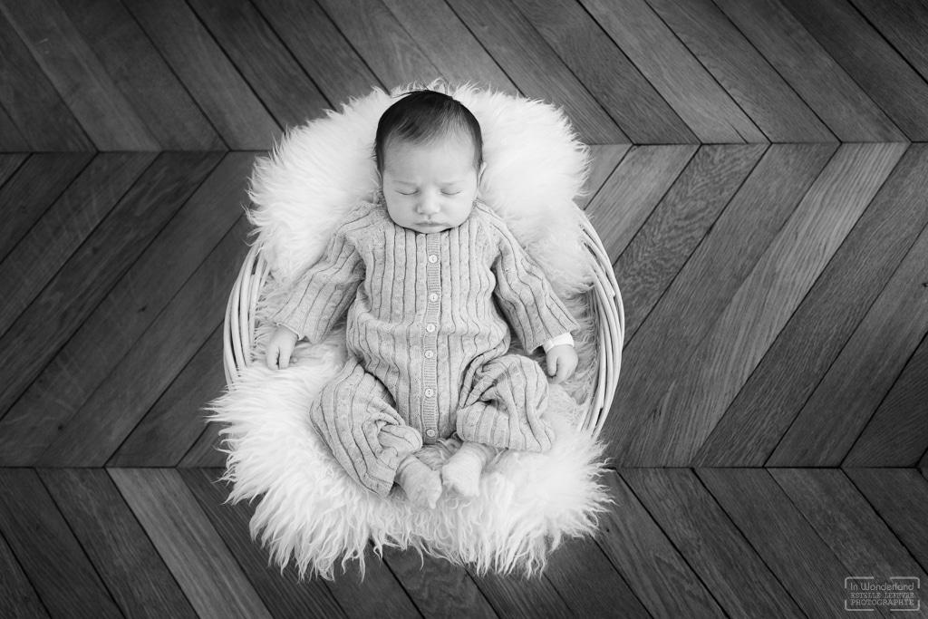 Photographe bébé a domicile en région parisienne