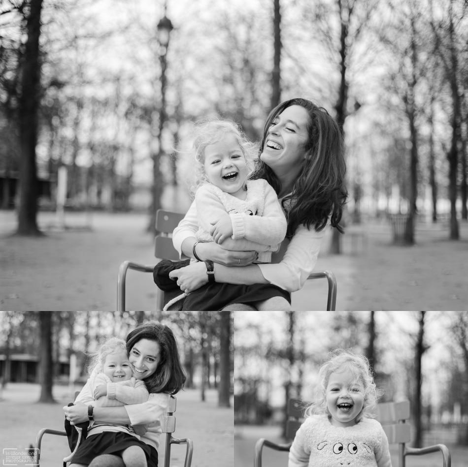 Shooting photo enfant photographe famille à Paris 75