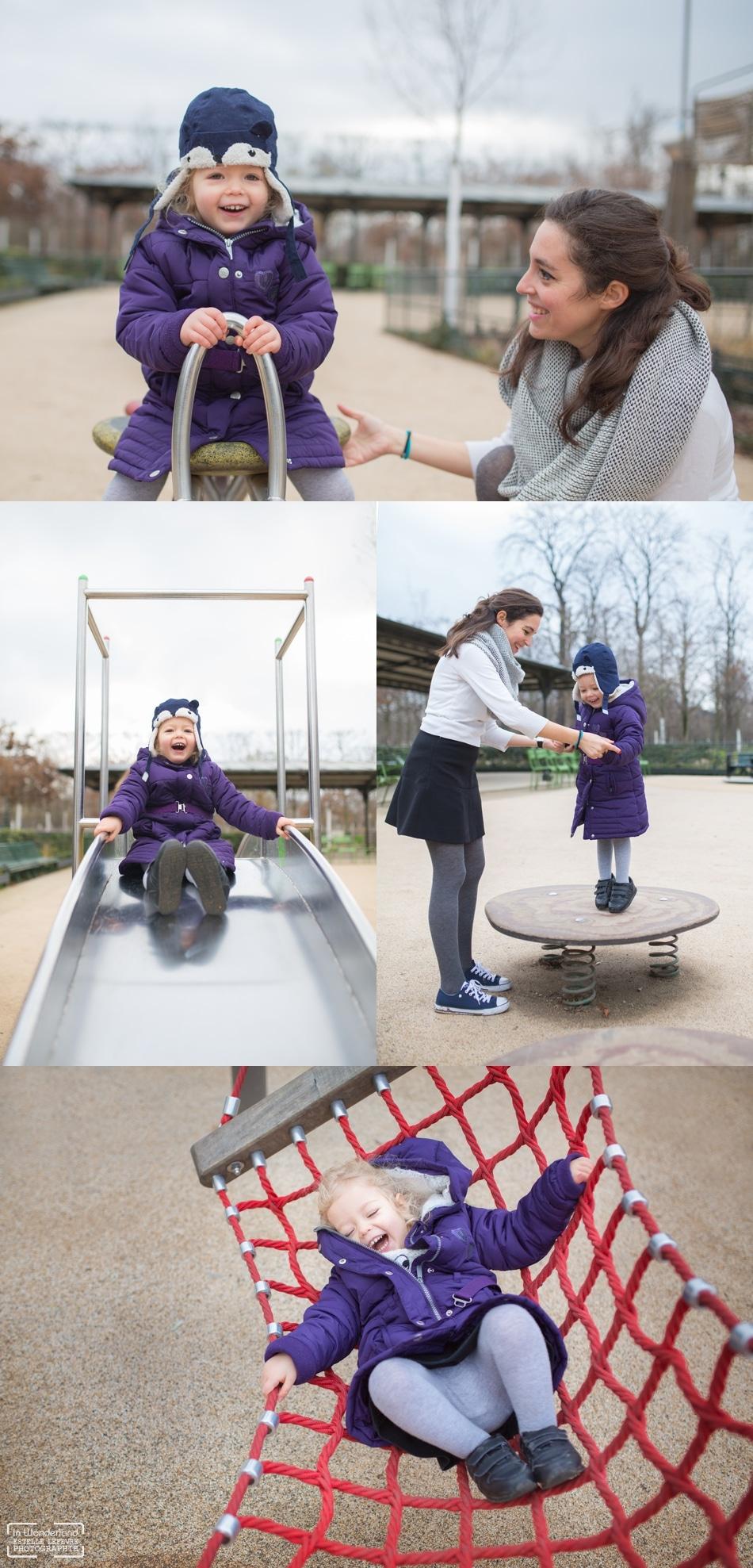 Shooting photo enfant photographe famille à Paris