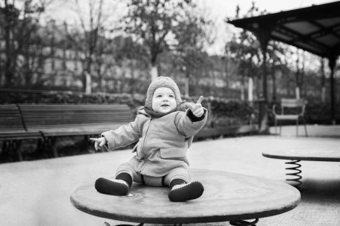 photographe spécialiste enfants et bébé à domicile à Paris