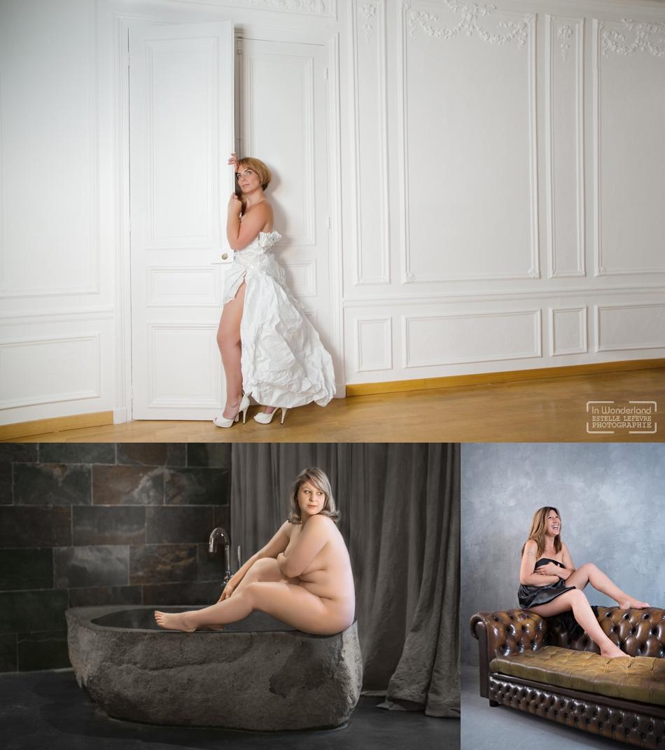 photographe Belle toute nue portraits femme M6