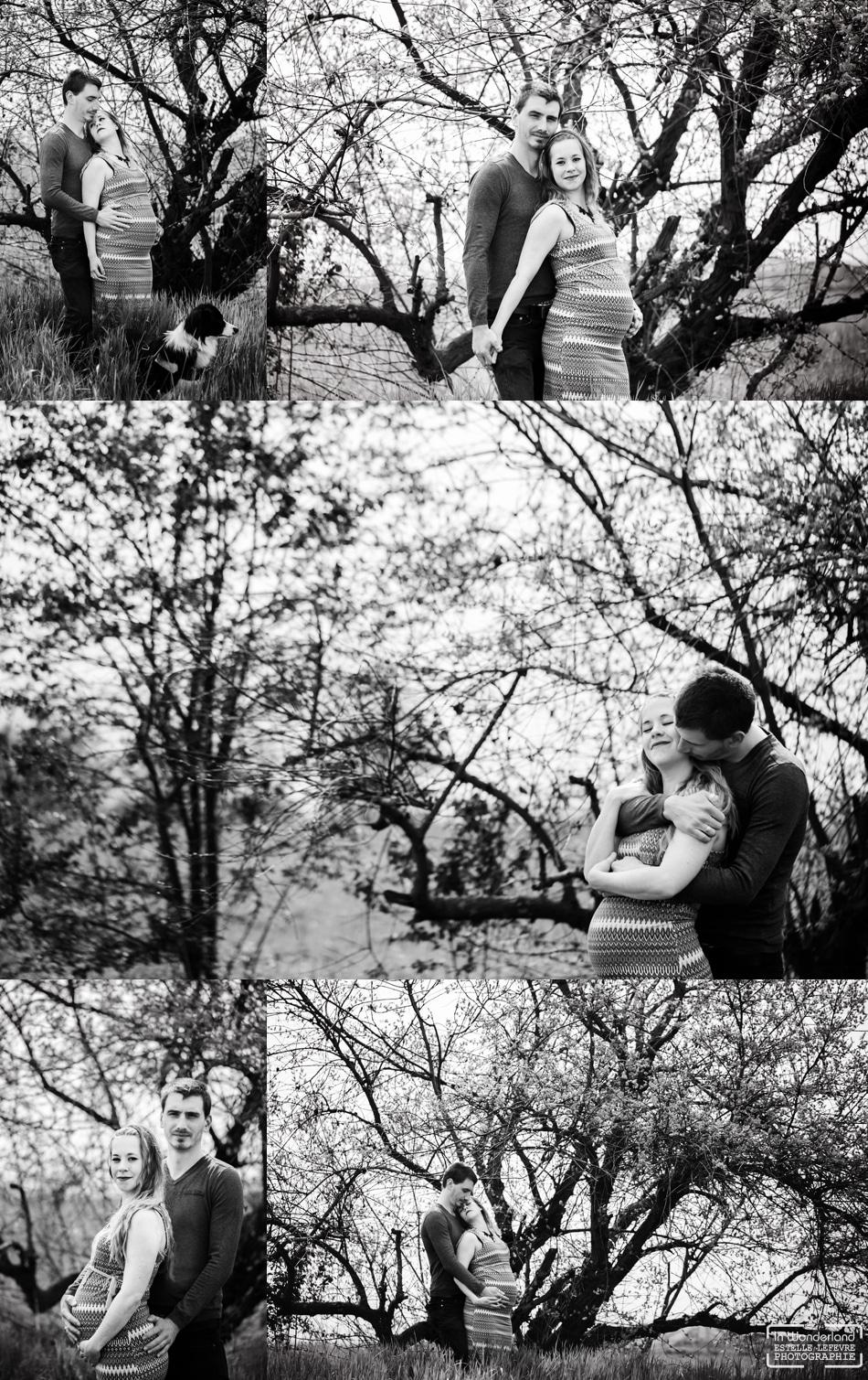 photos de grossesse maternite a domicile Argenteuil dans le Val d'Oise