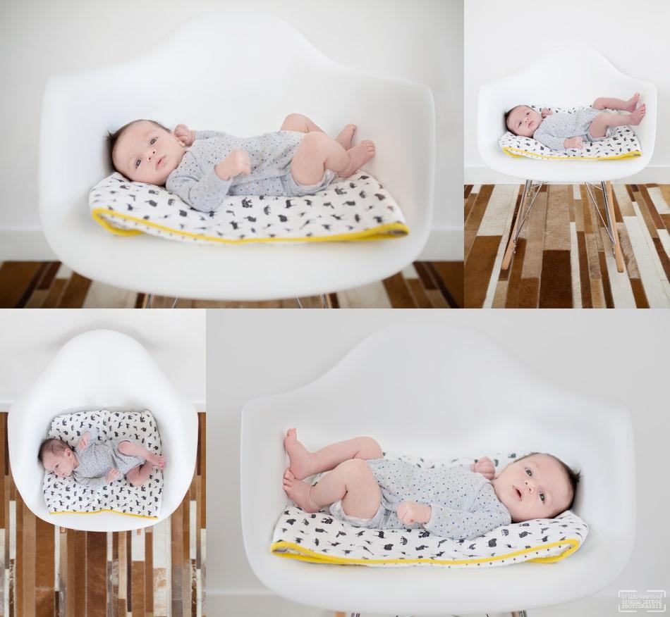 Photos de naissance photographe a domicile a Levallois