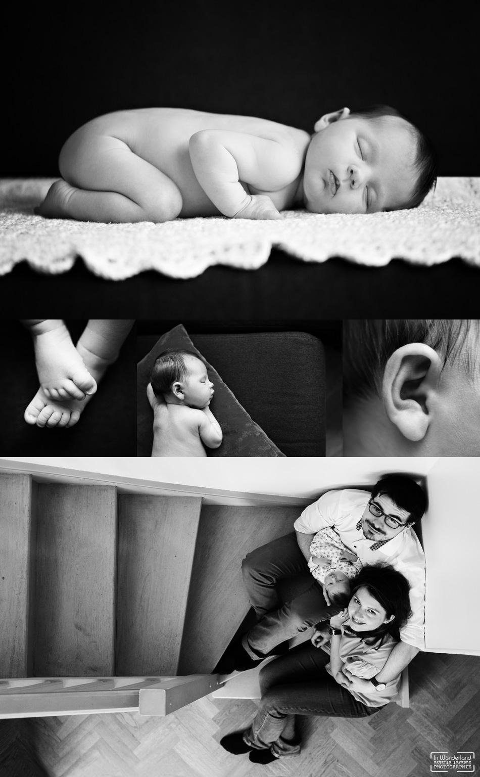 Photos de naissance à domicile photographe Courbevoie