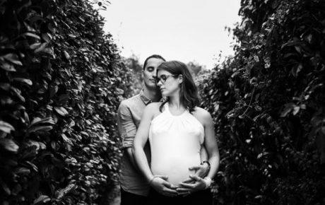 Séance photo de grossesse en région parisienne