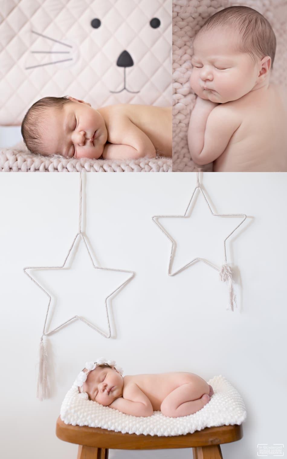 Séance photo de naissance a domicile photographe Cergy Pontoise