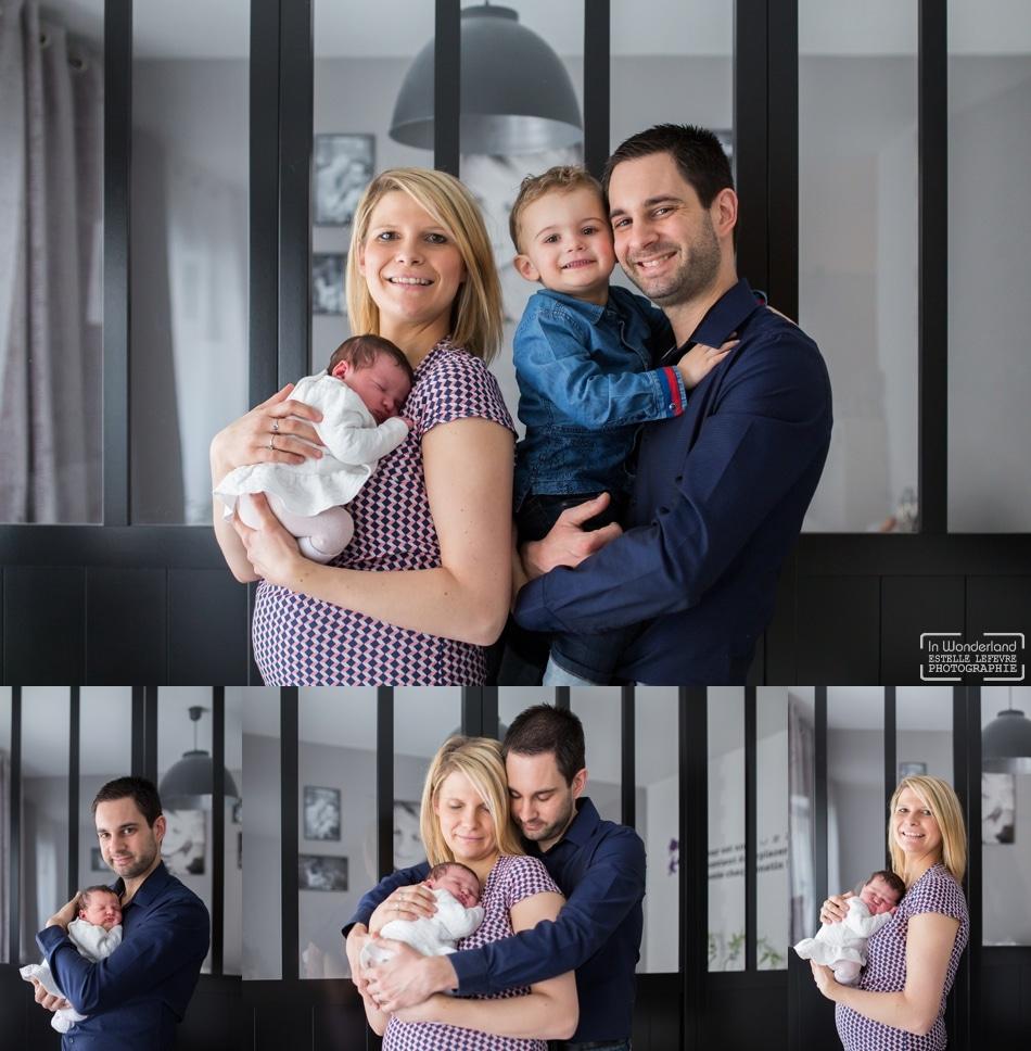 Photos de bébé à domicile photographe a Courbevoie