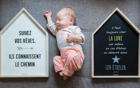 Photos de naissance en famille à domicile à Montmorency