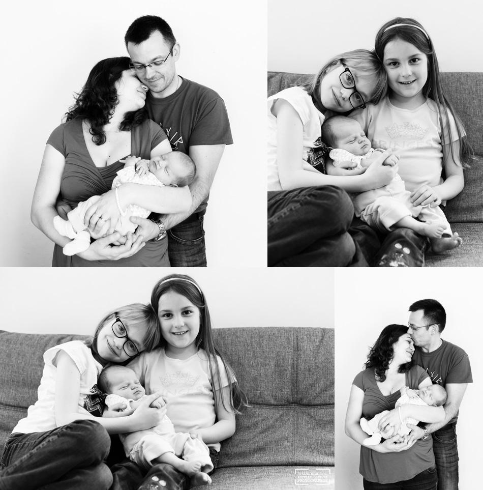 Photos de naissance en famille à domicile à Montmorency 95