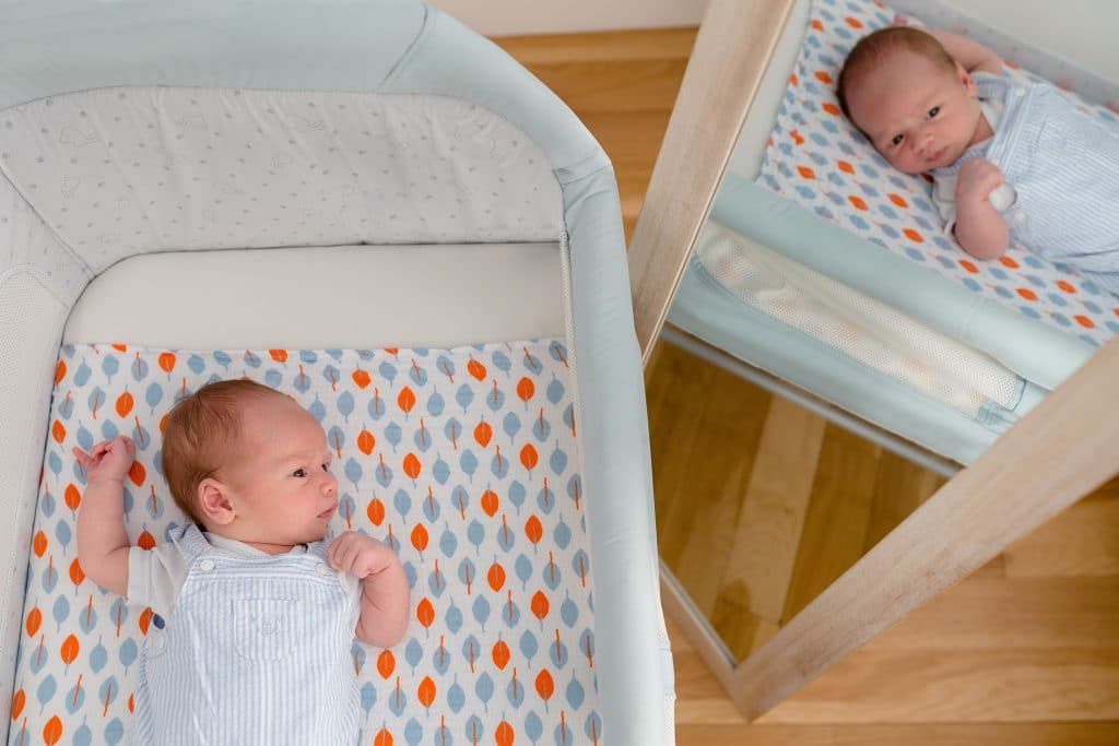 Séance photo de naissance à domicile photographe Puteaux