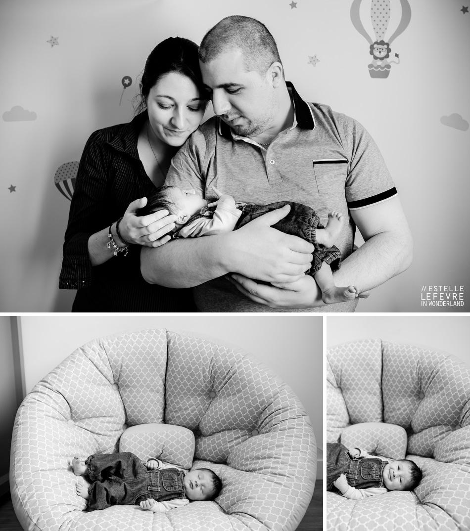 Photos de bébé à Bois colombes photographe à domicile
