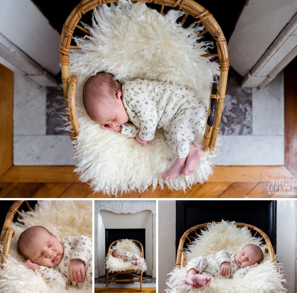 Photos de naissance à Courbevoie photographe à domicile