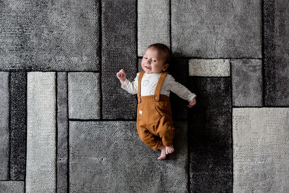 Séance photo bébé à domicile photographe Asnières sur Seine