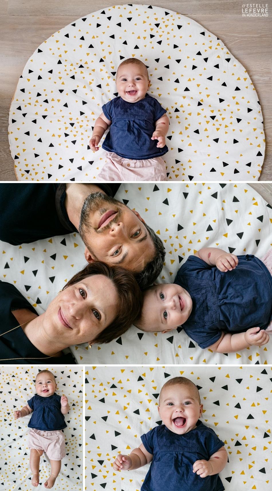 séance photo en famille à domicile photographe a Bois Colombes